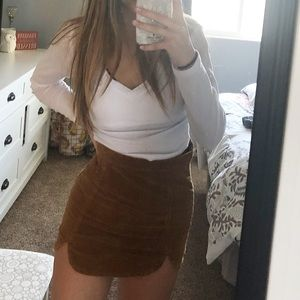Brandy Melville Raquel Mini Skirt